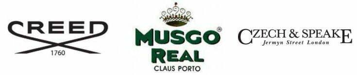 creed, musgo real, czech & speake