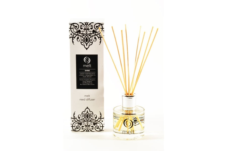 shine scented reed diffuser