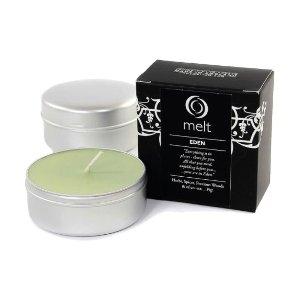 Eden Travel Candle Scented Candle