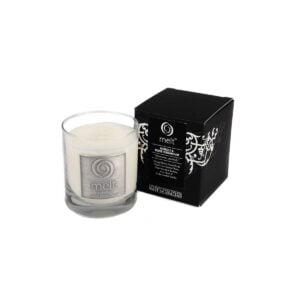 Neroli & Rose Geranium Luxury Glass Jar
