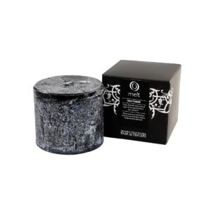 Nocturne Short & Fat Scented Candle
