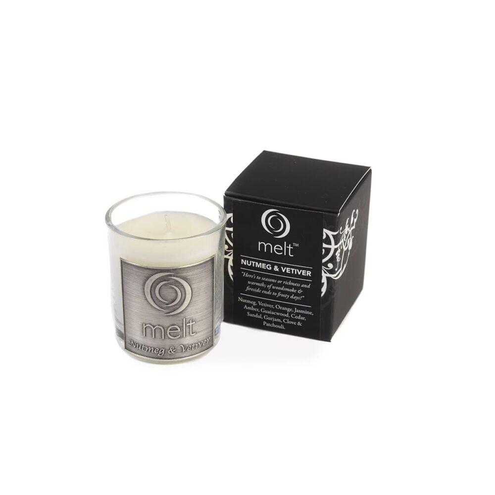 Nutmeg & Vetiver Room Scenter Candle