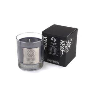Noir Luxury Glass Jar