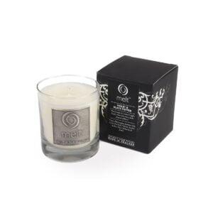 Violet & Black Pepper Luxury Glass Jar