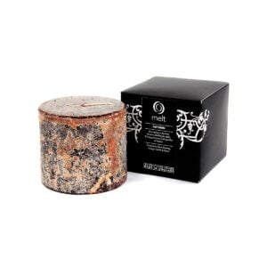 Autumn Short & Fat Scented Candle