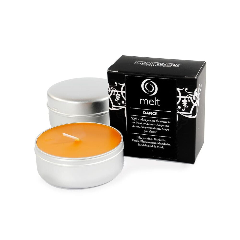 Dance Travel Candle