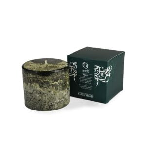 Forest Short & Fat Scented Candle