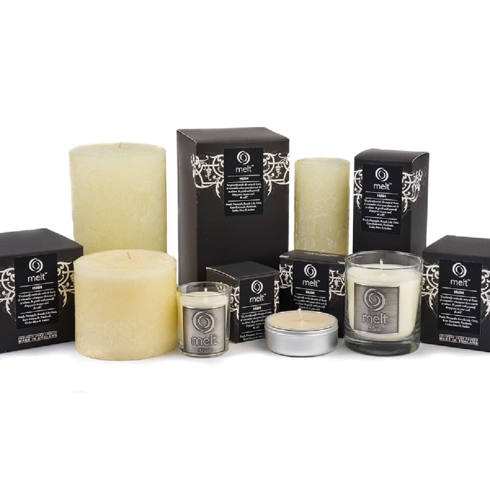 Hush Scented Candles