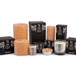 Cashmere Scented Candles