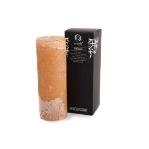 Cashmere Tall & Thin Candle