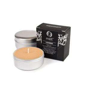 Cashmere Travel Candle