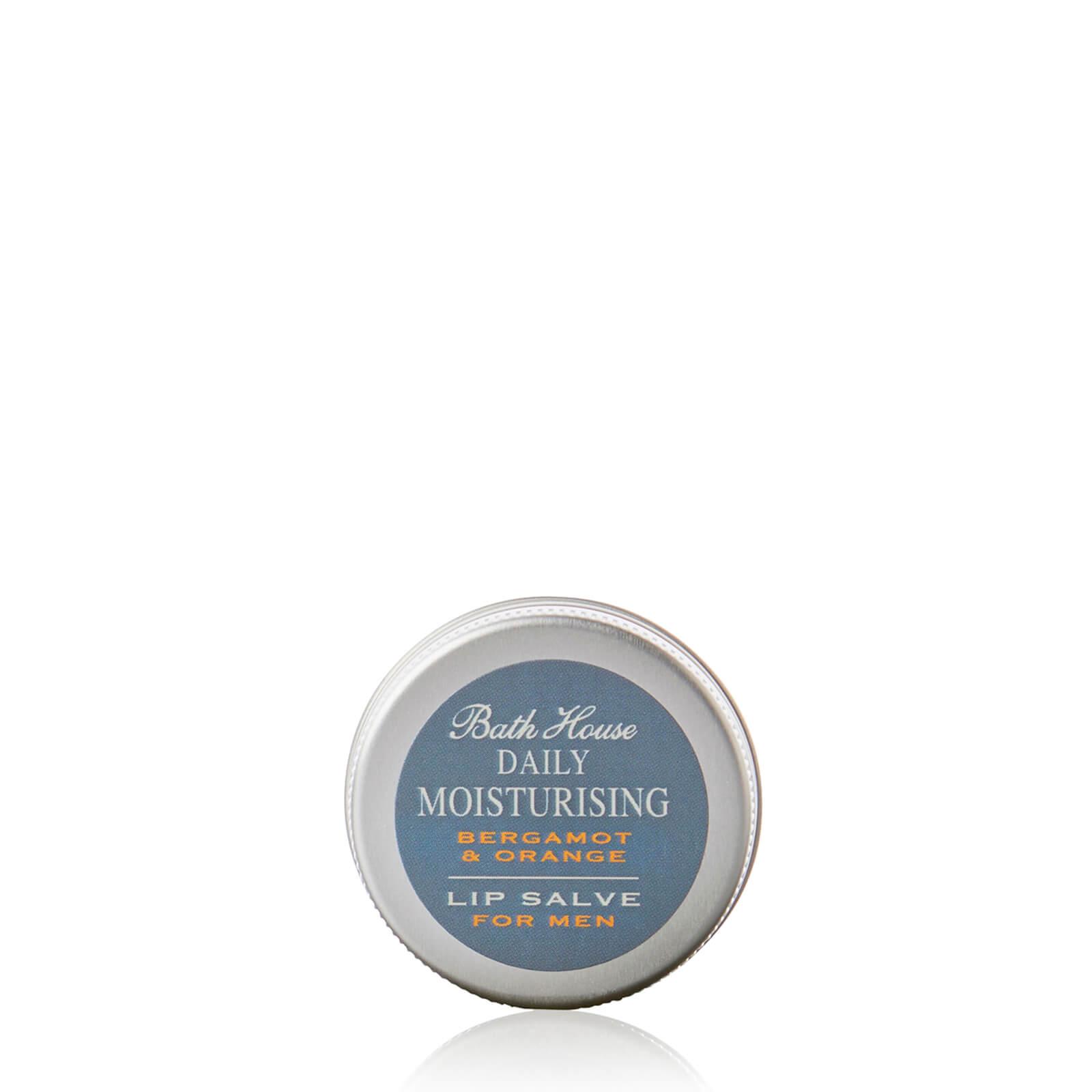 Bath House Bergamot & Orange Lip Salve