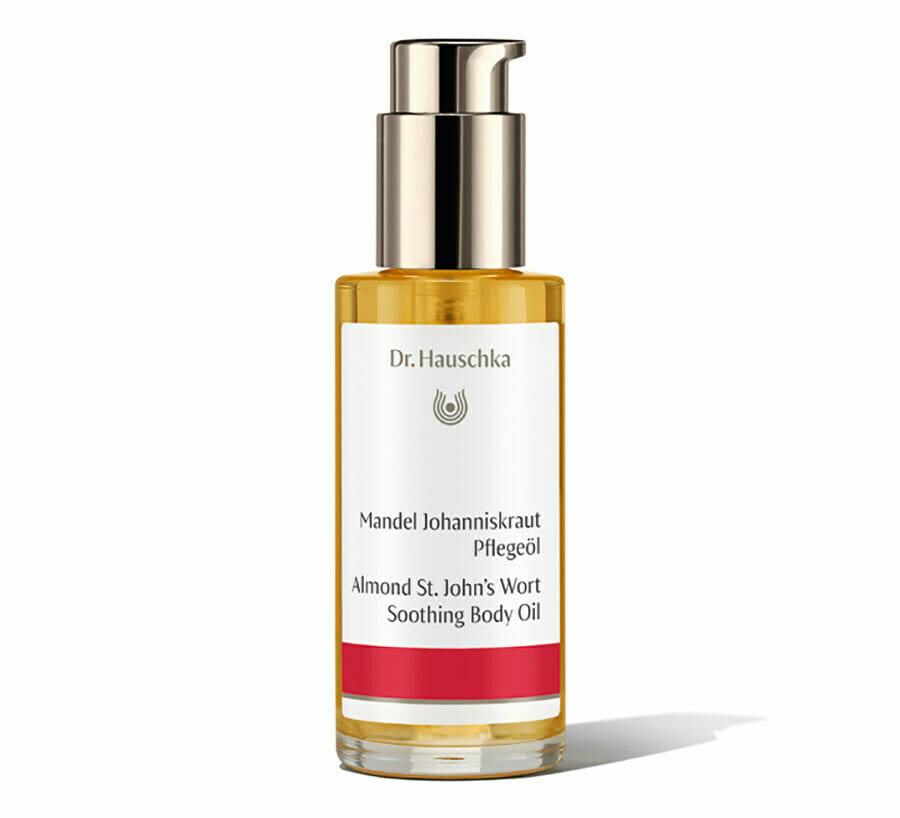 Dr Hauschka Almond St John's Wort Soothing Body Oil