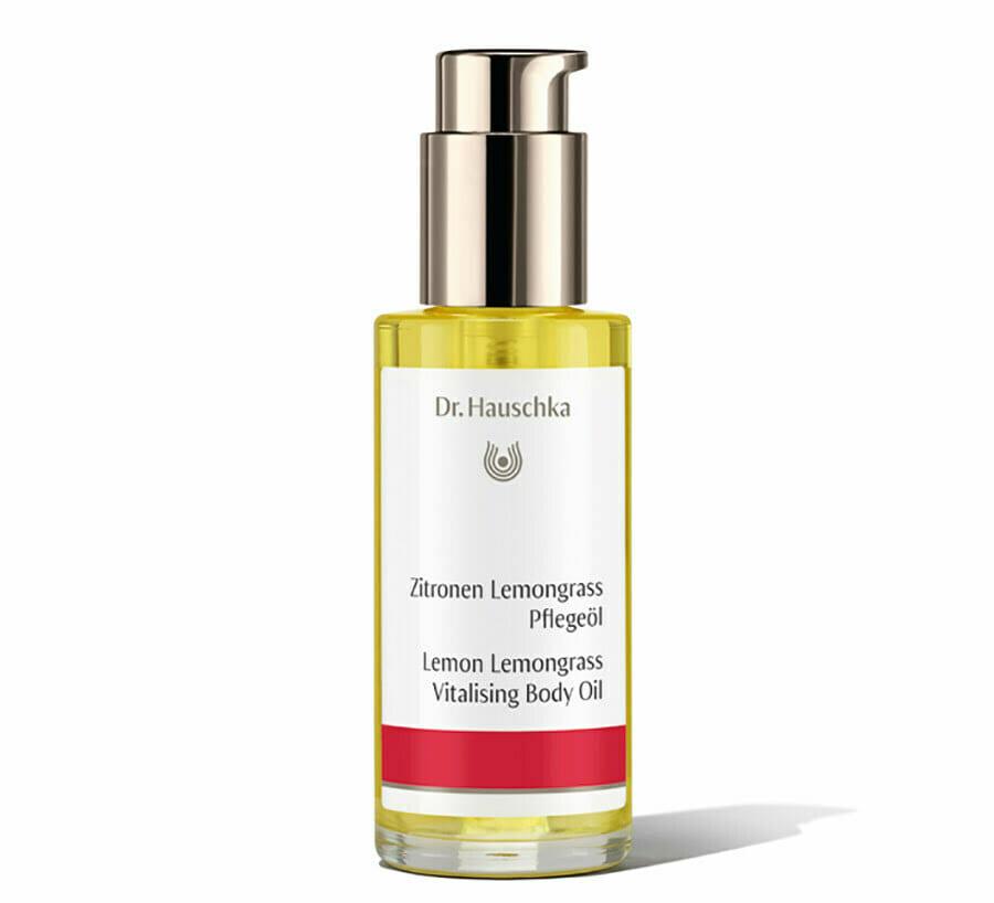 Dr Hauschka  Lemongrass Vitalising Body Oil