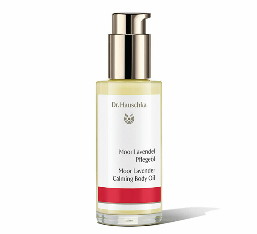 Dr Hauschka Moor Lavender Calming Body Oil
