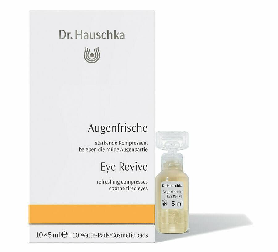 Dr Hauschka Eye Revive: 10 x 5ml ampules
