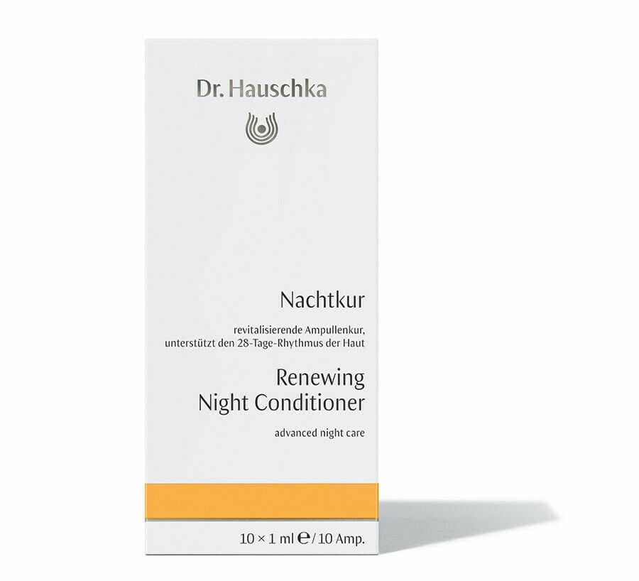 Dr Hauschka Renewing Night Conditioner: 30 ampules