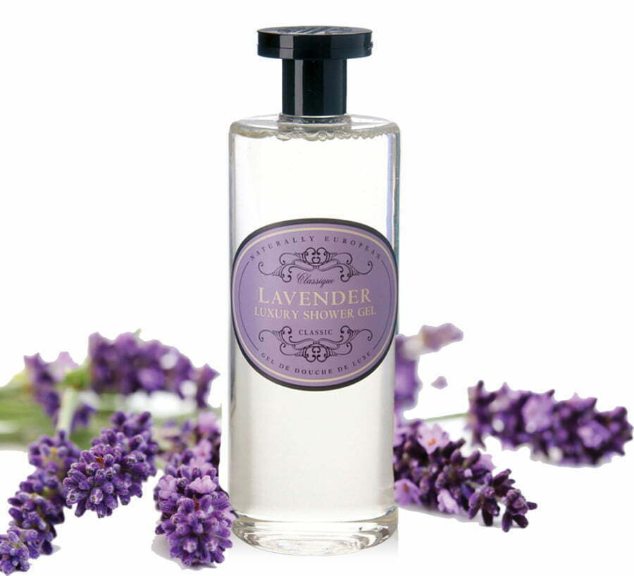 Naturally European Lavender Body Products