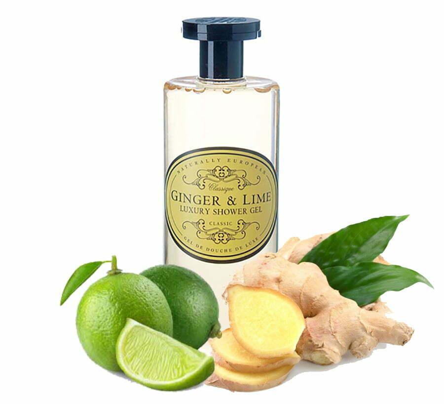 Naturally European Ginger & Lime