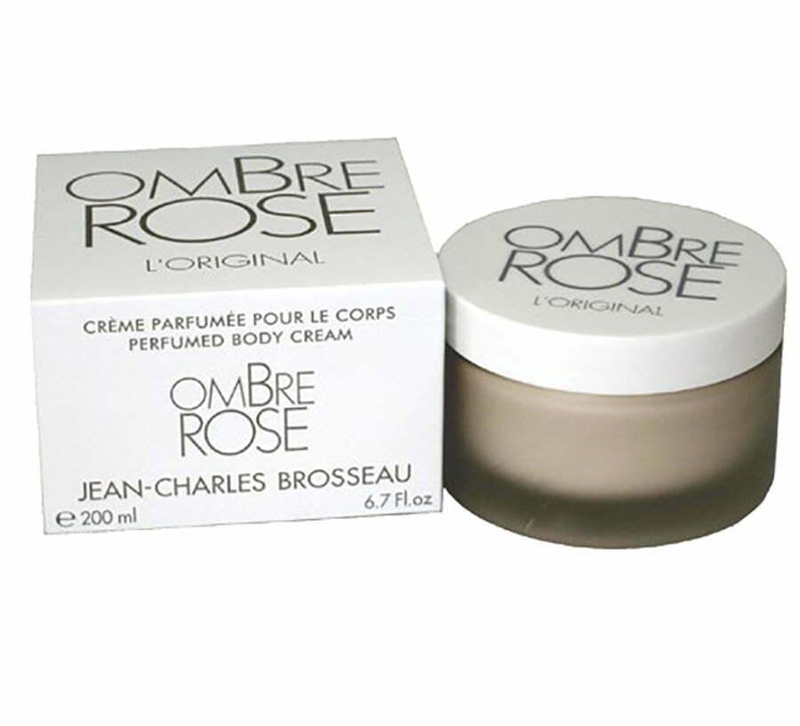 Jean Charles Brosseau Ombre Rose L'Original: Body Cream 200ml
