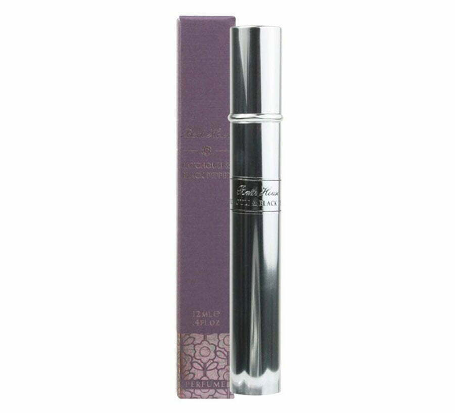 Bath House Patchouli & Black Pepper Perfume Purse Spray: 12ml