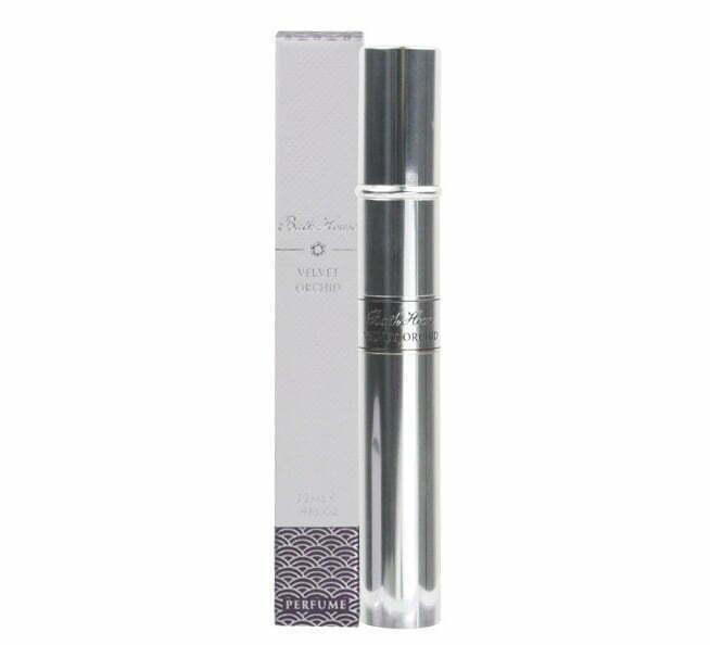 Bath House Velvet Orchid & Cardamom Perfume Purse Spray: 12ml
