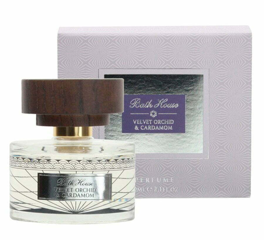 Bath House Velvet Orchid & Cardamom Perfume: 60ml