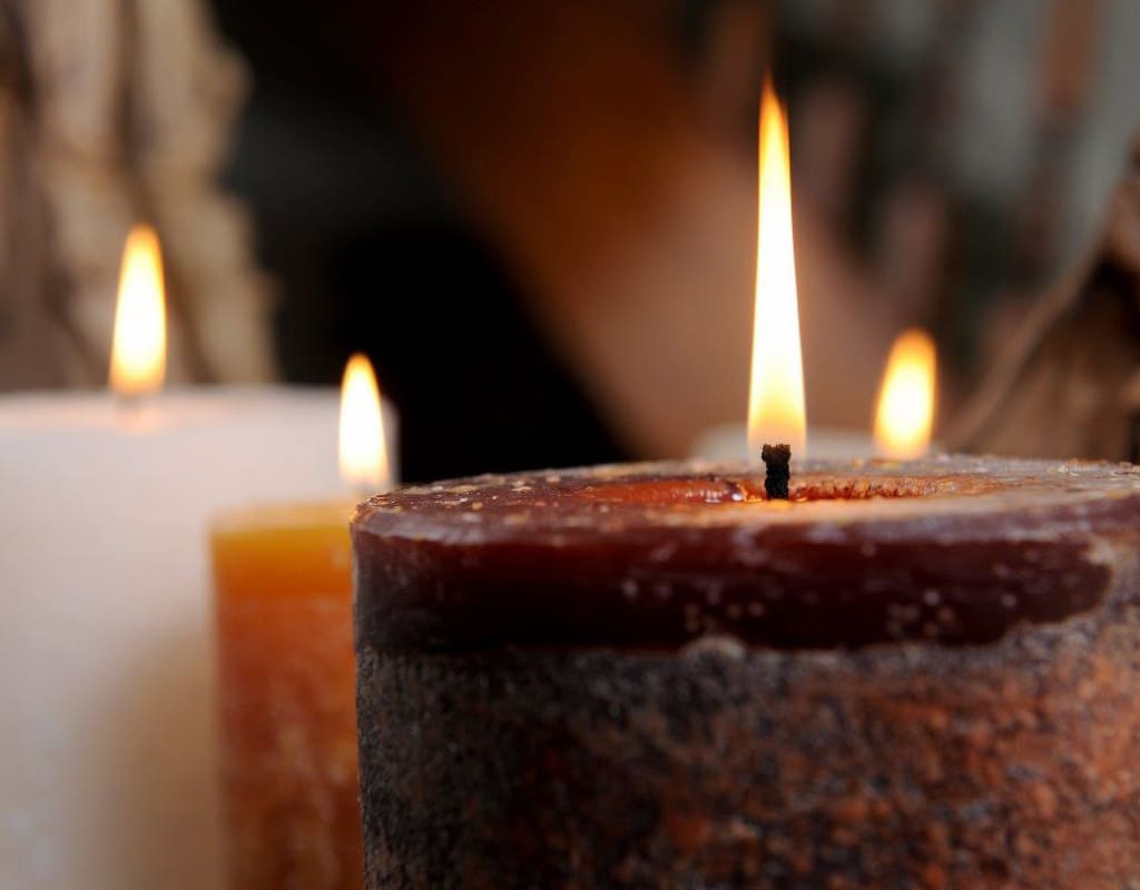 Luxury Scented Handmade Candles