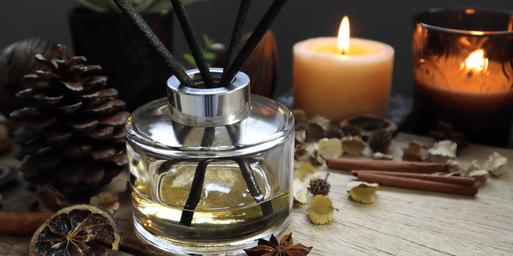 Melt Luxury Reed Diffusers